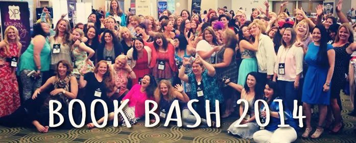 RECAP of BOOK BASH 2014 + a SIGNED GIVEAWAY!!!!