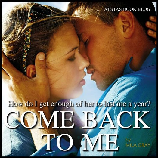 COME BACK TO ME promo