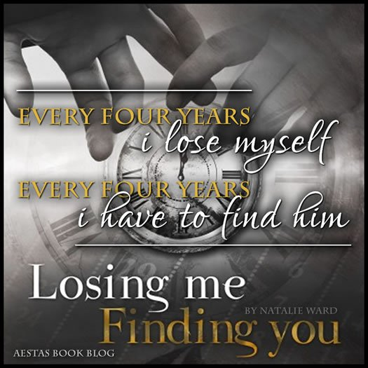 LOSING ME FINDING YOU NATALIE WARD promo
