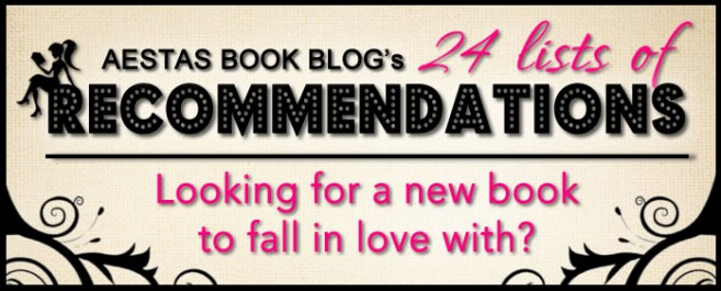 24 LISTS of ROMANCE BOOK RECOMMENDATIONS