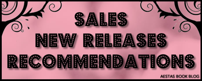 Sales New Releases Recommendations Pre Orders Aestas Book Blog