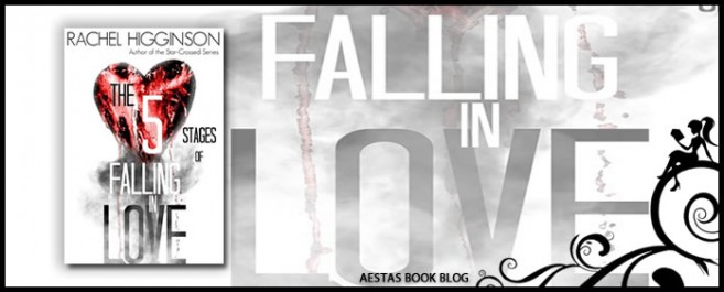 Book Review — The 5 Stages Of Falling In Love by Rachel Higginson