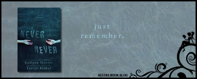 Book Review — Never Never by Colleen Hoover & Tarryn Fisher