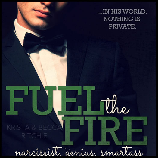 FUEL THE FIRE promo