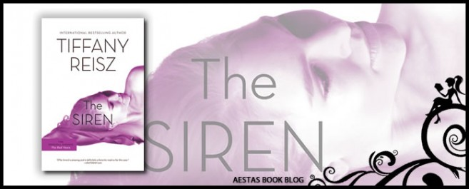 Book Review — The Siren (The Original Sinners #1) by Tiffany Reisz