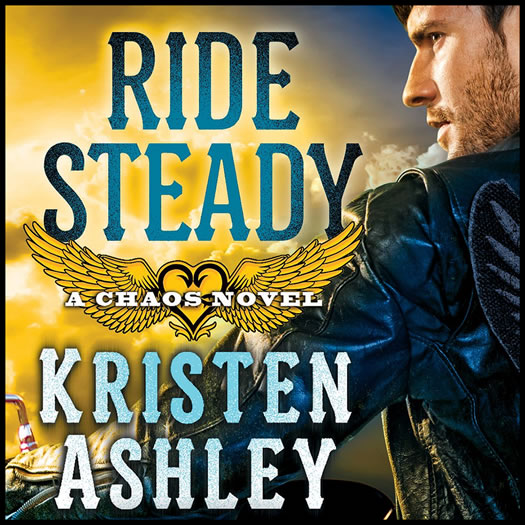 RIDE STEADY promo