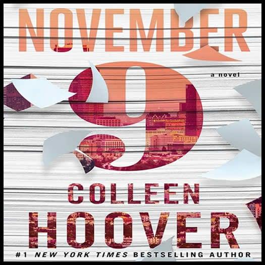 NOVEMBER 9 promo