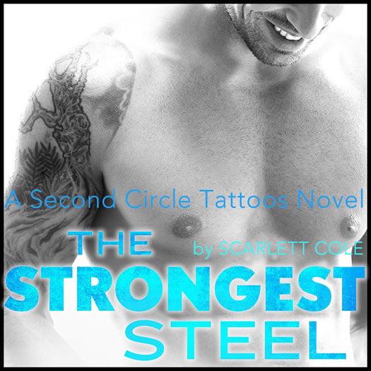 THE STRONGEST STEEL promo
