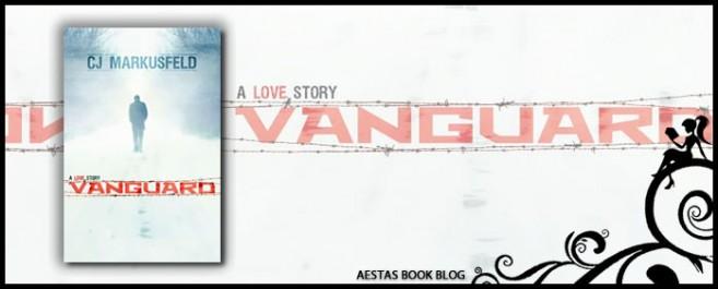 Book Review — Vanguard by CJ Markusfeld