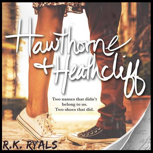 HAWTHORNE & HEATHCLIFF promo
