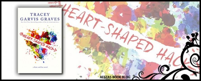 Book Review — Heart-Shaped Hack & White-Hot Hack by Tracey Garvis-Graves