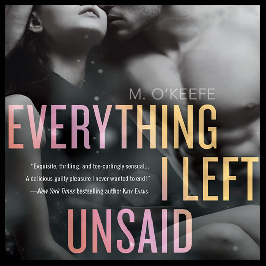 EVERYTHING I LEFT UNSAID promo