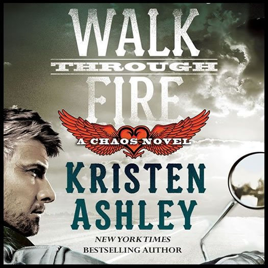 WALK THROUGH FIRE promo