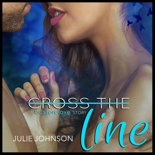 CROSS THE LINE promo