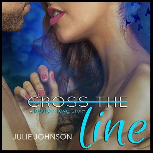 CROSS THE LINE promo