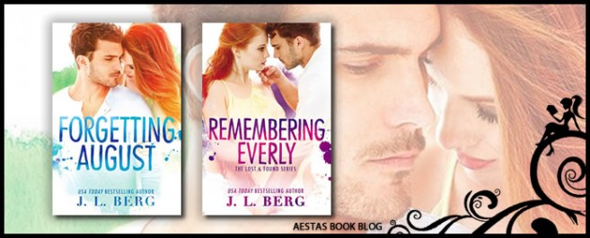 Reviews — Forgetting August & Remembering Everly (Lost & Found Duet) by JL Berg