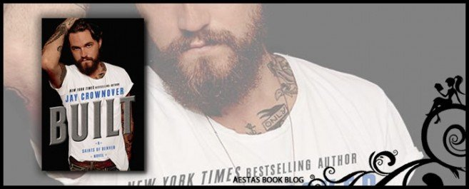 Book Review — Built by Jay Crownover