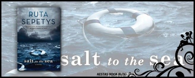 Book Review — Salt to the Sea by Ruta Sepetys