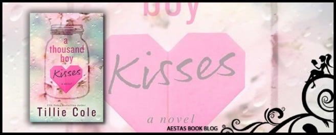 Book Review — A Thousand Boy Kisses by Tillie Cole