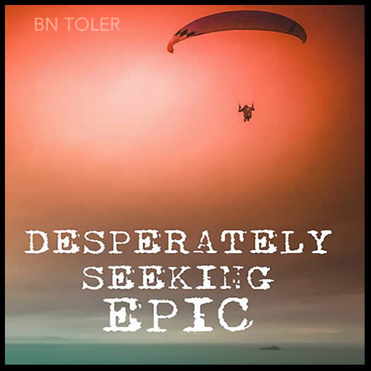 DESPERATELY SEEKING EPIC promo