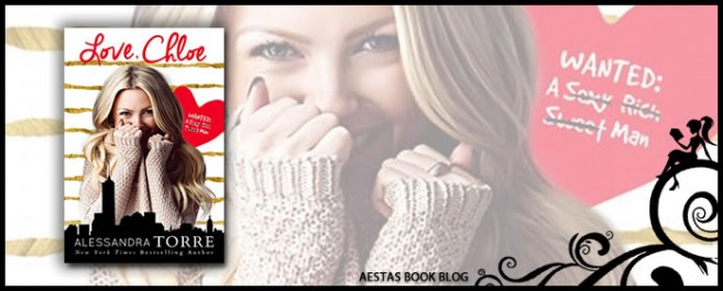 Book Review — Love, Chloe by Alessandra Torre