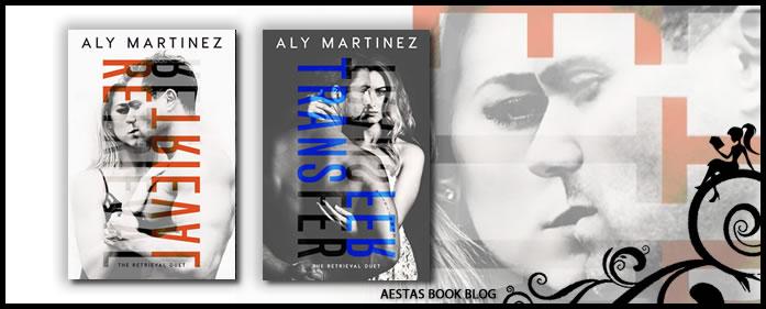 Book Reviews — The Retrieval Duet by Aly Martinez