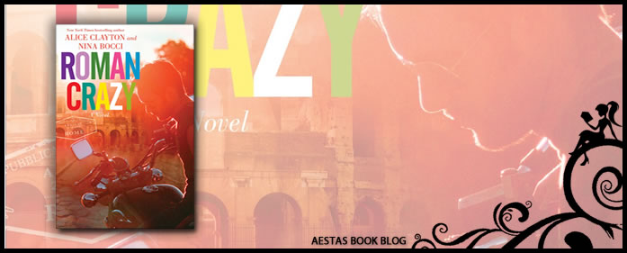 Book Review — Roman Crazy by Alice Clayton & Nina Bocci