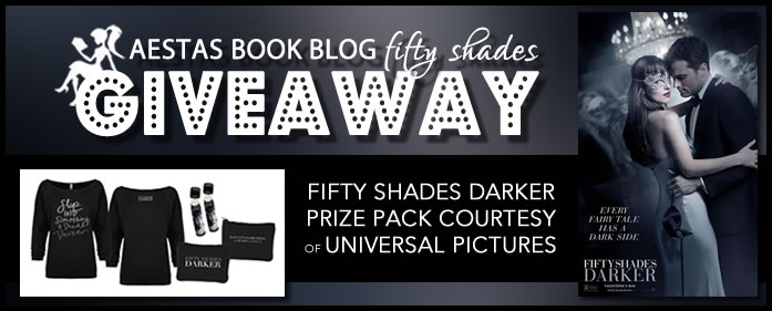 GIVEAWAY: FIFTY SHADES DARKER Prize Pack from #OfficialFifty