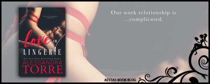 Book Review — Love in Lingerie by Alessandra Torre