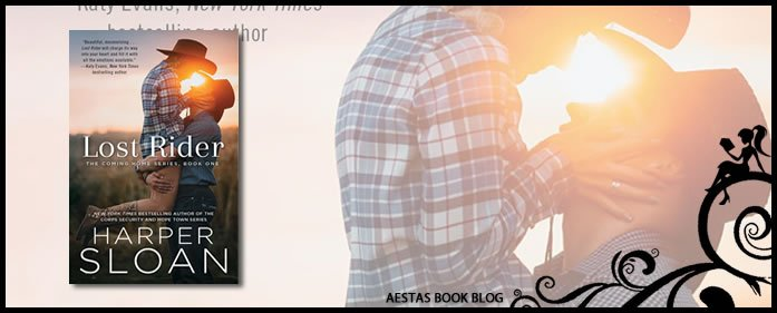 Book Review — Lost Rider by Harper Sloan