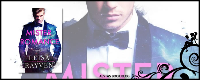 Book Review — Mister Romance by Leisa Rayven