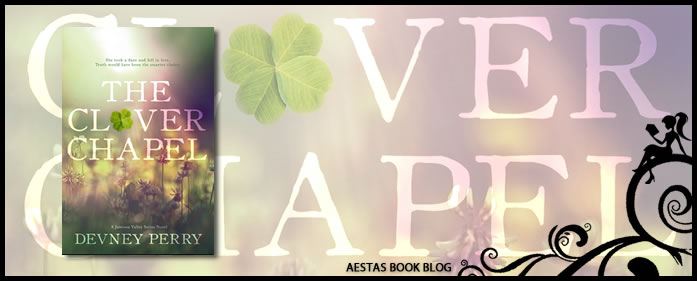 Book Review — The Clover Chapel by Devney Perry
