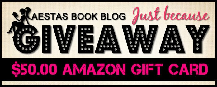 $50.00 GIFT CARD GIVEAWAY — JUST BECAUSE!!! ♥