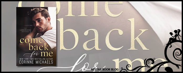 Book Review — Come Back For Me by Corinne Michaels